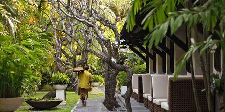 Hotel Puri Santrian i Sanur, Bali.