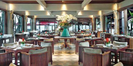 Restaurant på Hotel Puri Santrian i Sanur, Bali.