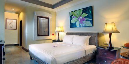 Dobbeltværelse på Hotel Puri Santrian på Bali.