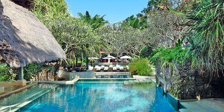Poolen ved Hotel Puri Santrian i Sanur, Bali.
