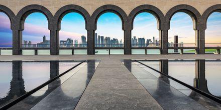 Museum of Islamic Art er Qatars mest kendte museum.