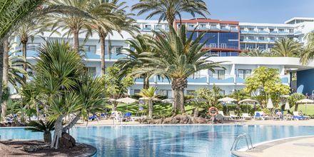 Poolområde på Hotel R2 Pajara Beach på Fuerteventura, De Kanariske Øer