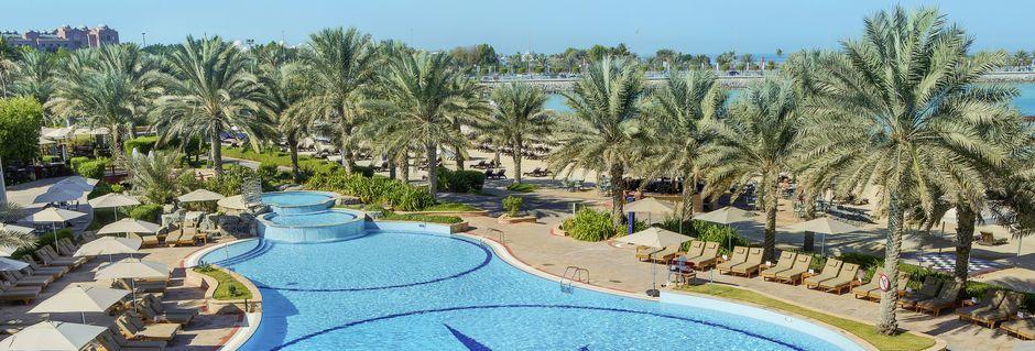 Hotel Radisson Blu Hotel & Resort Abu Dhabi Corniche, Abu Dhabi.