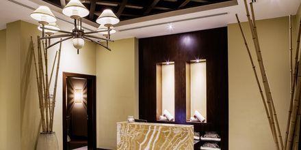 Spa på Hotel Radisson Blu Hotel & Resort Abu Dhabi Corniche, Abu Dhabi.