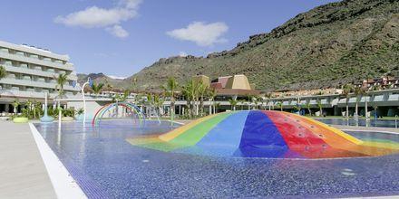 Børnepool på Radisson Blu Resort & Spa i Puerto de Mogán på Gran Canaria.