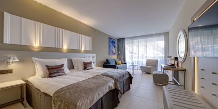 Superior-værelse på Radisson Blu Resort & Spa i Puerto de Mogán på Gran Canaria.