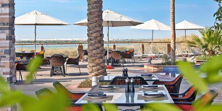 Restaurant Amerigos på Hotel Radisson Blu Abu Dhabi Yas Island i Abu Dhabi.