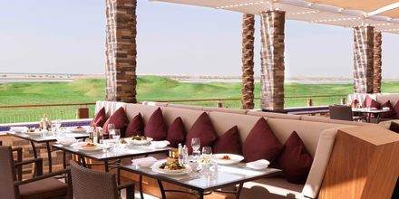 Restaurant Filini på Hotel Radisson Blu Abu Dhabi Yas Island i Abu Dhabi.