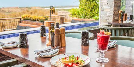 Restaurant på Hotel Radisson Blu Abu Dhabi Yas Island i Abu Dhabi.