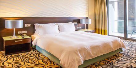 Superior-værelser på Hotel Radisson Blu Abu Dhabi Yas Island i Abu Dhabi.