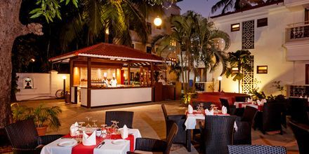 Restaurant på Radisson Goa Candolim, Goa