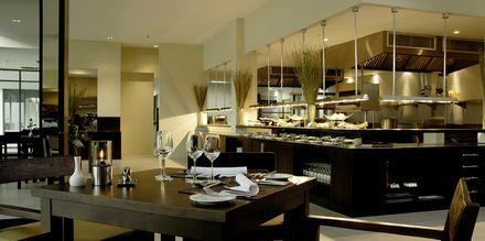Restaurant Dalah på Hotel Ramada Resort Khao Lak, Thailand.