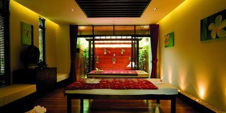 Spa på Hotel Ramada Resort Khao Lak, Thailand.