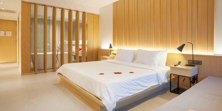 Deluxeværelse på hotel Ramada Resort Khao Lak