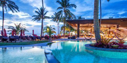 Poolområde på hotel Ramada Resort Khao Lak