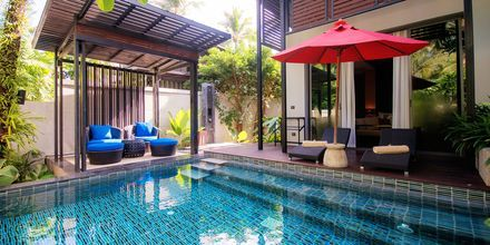 Suite med privat pool på hotel Ramada Resort Khao Lak