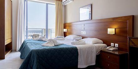 2-værelses lejlighed på Hotel Rania på Kreta, Grækenland.