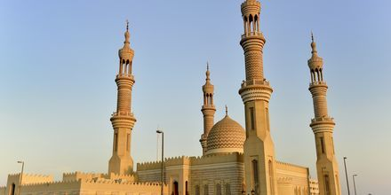 Moské i Ras Al Khaimah, De Forenede Arabiske Emirater.