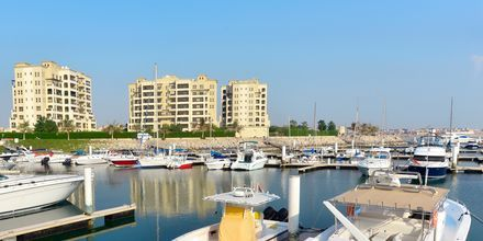Marina i Ras Al Khaimah, De Forenede Arabiske Emirater.