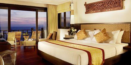 Deluxe-værelse på Hotel Rawi Warin i Koh Lanta, Thailand.