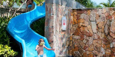 Børnepoolen på Hotel Rawi Warin i Koh Lanta, Thailand.