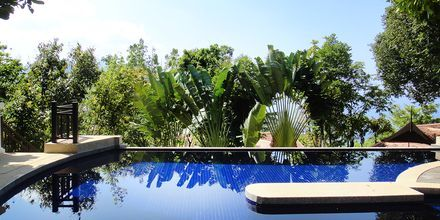Pool på Hotel Rawi Warin i Koh Lanta, Thailand.