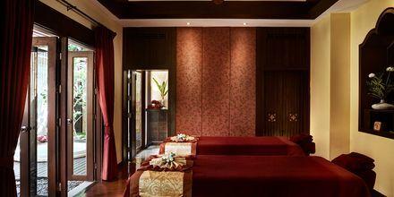 Spa på Hotel Rawi Warin i Koh Lanta, Thailand.