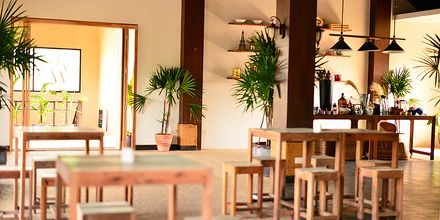 Restaurant Hotel Rawi Warin i Koh Lanta, Thailand.