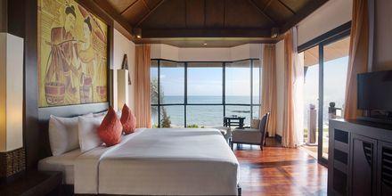 Seafront Villa på Hotel Rawi Warin i Koh Lanta, Thailand.