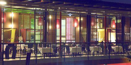 Restaurant på Hotel Red Ginger Chic Resort, Ao Nang, Krabi, Thailand