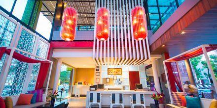 Lobby på Hotel Red Ginger Chic Resort, Ao Nang, Krabi, Thailand