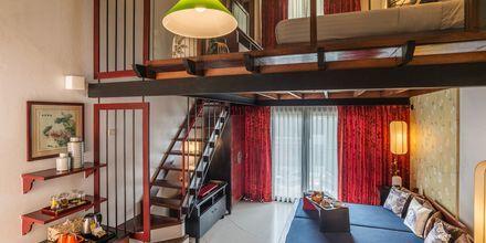 2-etagers suite på Hotel Red Ginger Chic Resort, Ao Nang, Krabi, Thailand