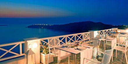 Hotel Regina Mare på Santorini, Grækenland.