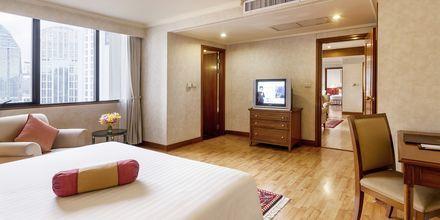 2-værelses lejligheder på Hotel Rembrandt i Bangkok, Thailand.