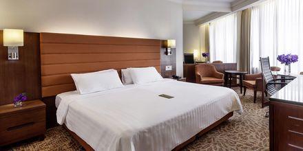 Superior-værelser på Hotel Rembrandt i Bangkok, Thailand.