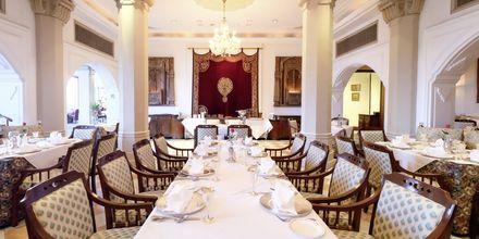 Restaurant Rang Mahal på Hotel Rembrandt i Bangkok, Thailand.