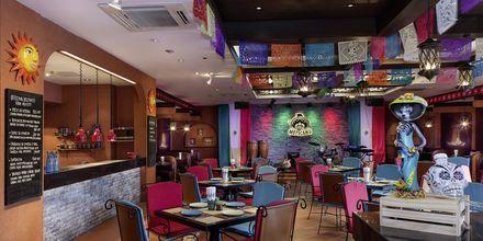 Restaurant Mevicano på Hotel Rembrandt i Bangkok, Thailand.