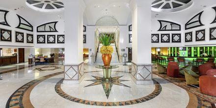 Lobby på Hotel Rembrandt i Bangkok, Thailand.