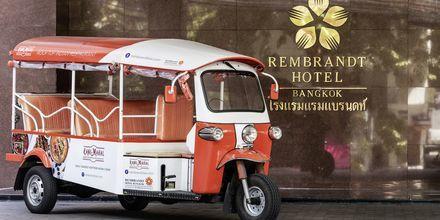 Hotel Rembrandt i Bangkok, Thailand.