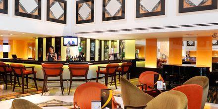 Lobbybar på Hotel Rembrandt i Bangkok, Thailand.