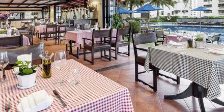 Restaurant Da Vinci på Hotel Rembrandt i Bangkok, Thailand.