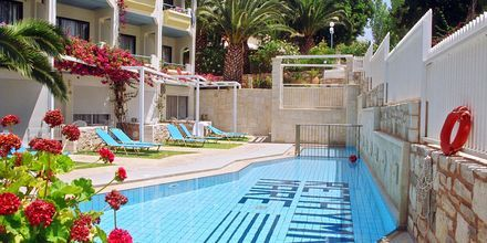 Familie-værelser på Hotel Rethymno Mare Resort på Kreta, Grækenland.
