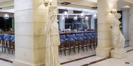 Bar på hotel Rethymno Palace i Rethymnon på Kreta, Grækenland.