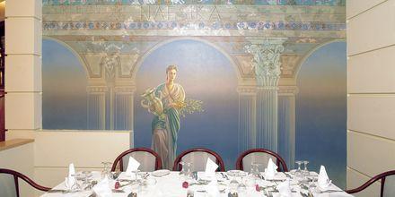 Restaurant på hotel Rethymno Palace i Rethymnon på Kreta, Grækenland.