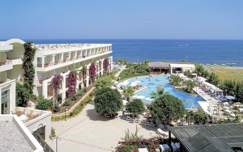 Hotel Rethymno Palace i Rethymnon på Kreta, Grækenland.