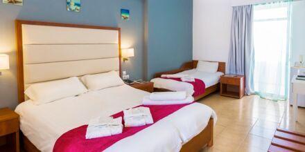 Superior-værelse på Hotel Rethymno Residence ved Rethymnon Kyst på Kreta, Grækenland.