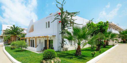 Hotel Rethymno Residence ved Rethymnon Kyst på Kreta, Grækenland.