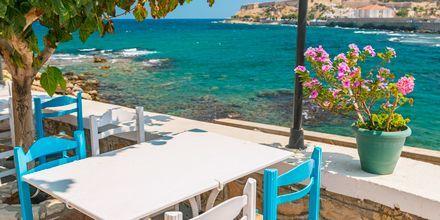Rethymnon på Kreta.