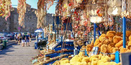 Rhodos by, Rhodos i Grækenland.