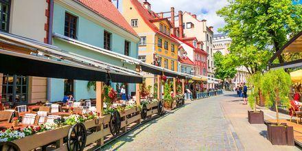 Riga - en af Baltikums hippeste byer.